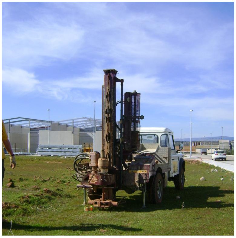 Estudios Geotécnicos de Edificación y Obra Civil GEOTEC